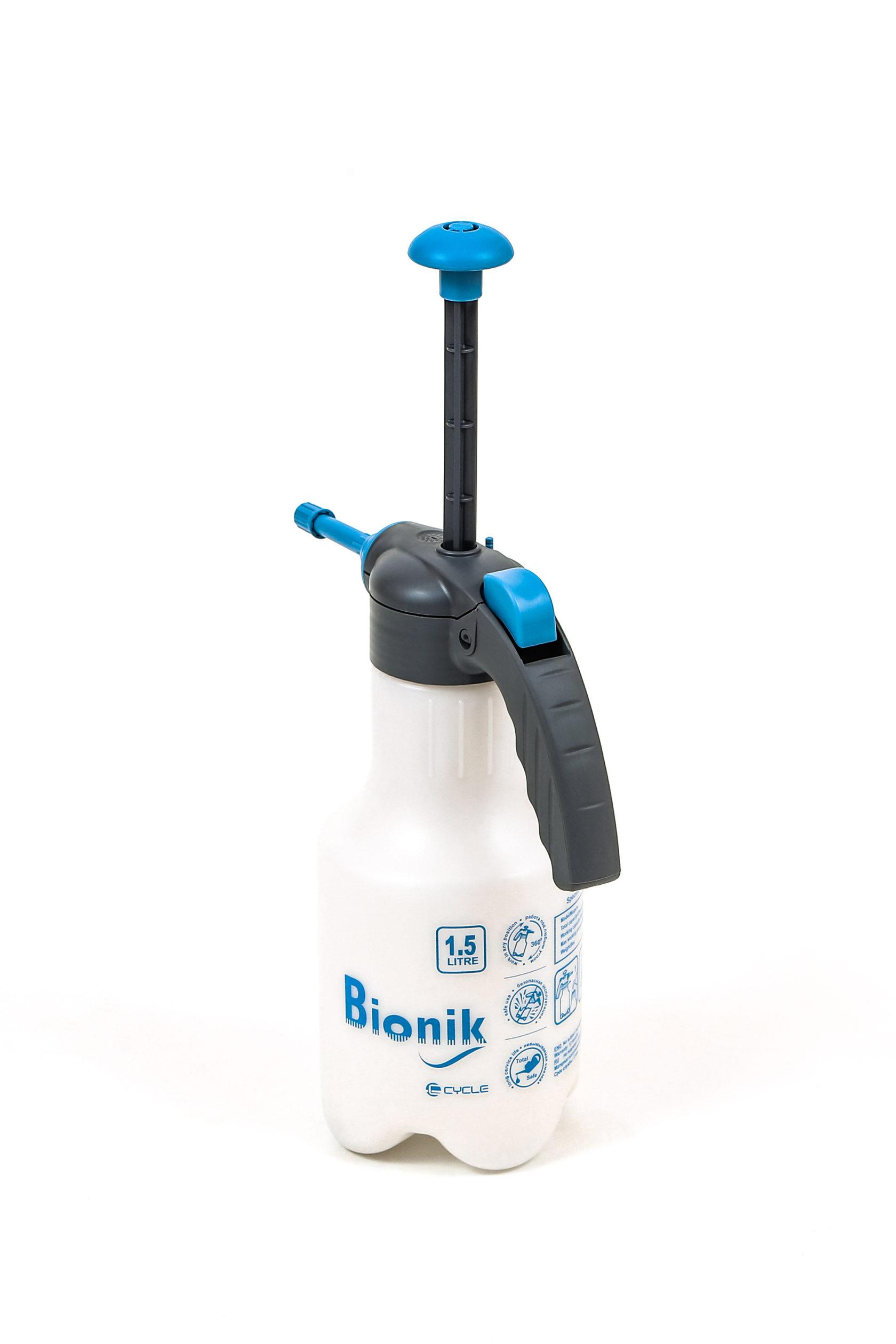Опрыскиватель помповый BIONIC GS-18 1,5 л