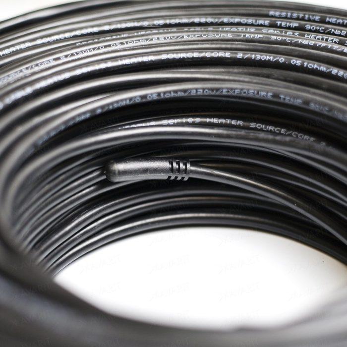 Нагревательный резистивный кабель Heatus Heater source 2230 (4800 Вт 160 мп)