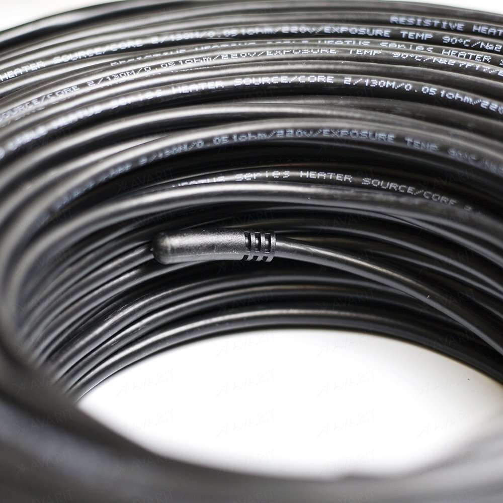 Нагревательный резистивный кабель Heatus Heater source 2230 (1110 Вт 37 мп)
