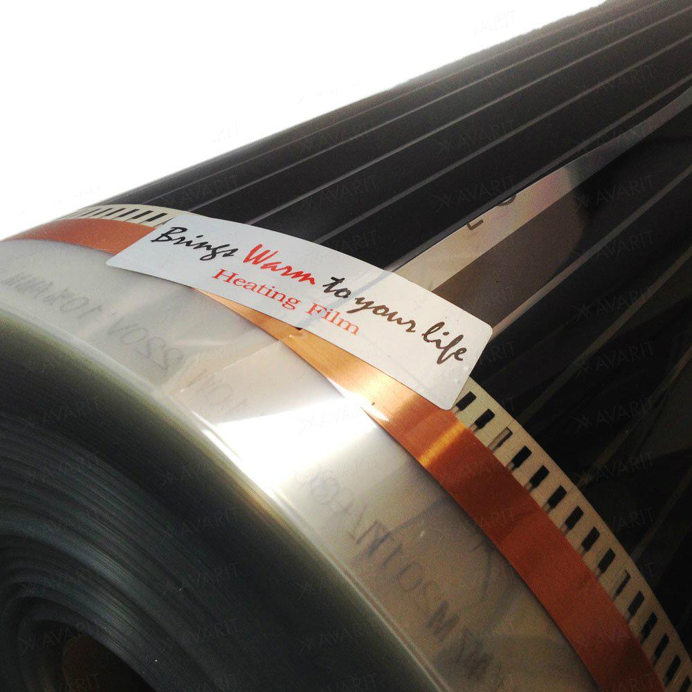 Инфракрасная плёнка Heatus Heating Film TL305 110 Вт/м 0,5 м