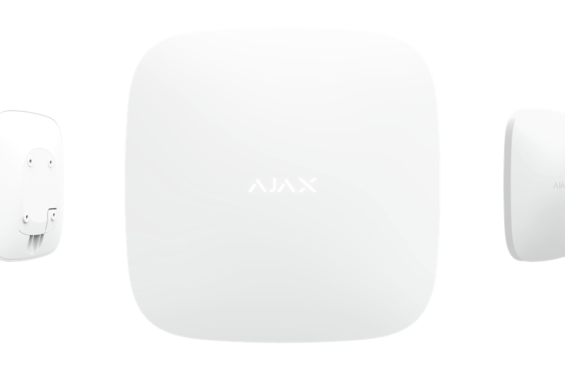 Централь сигнализации Ajax Hub Plus