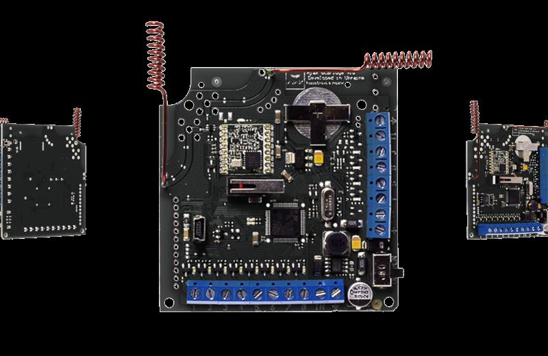 Модуль интеграции для подключения датчиков Ajax ocBridge Plus