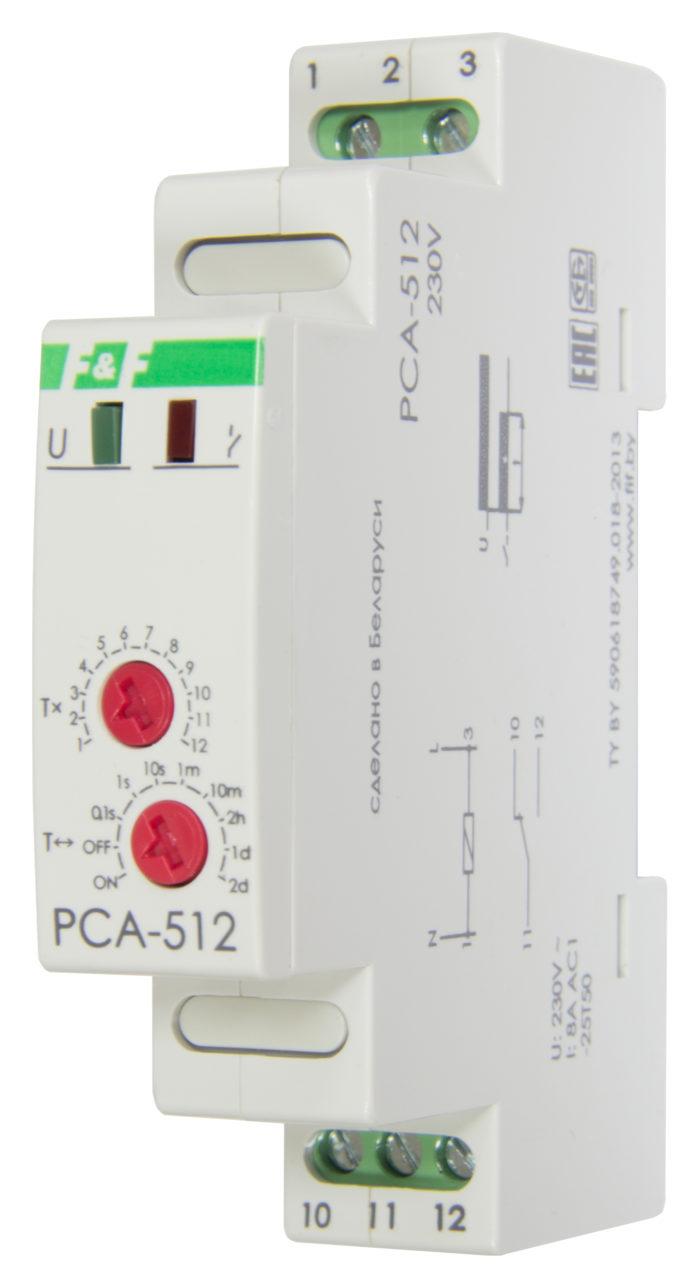 Реле времени PCA-512