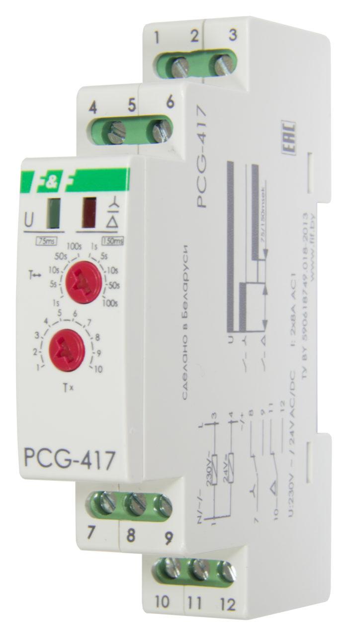 Реле времени PCG-417