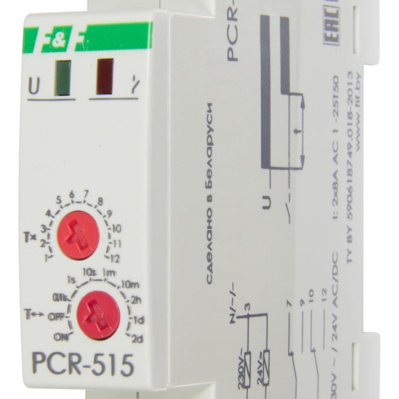 Реле времени PCR-515