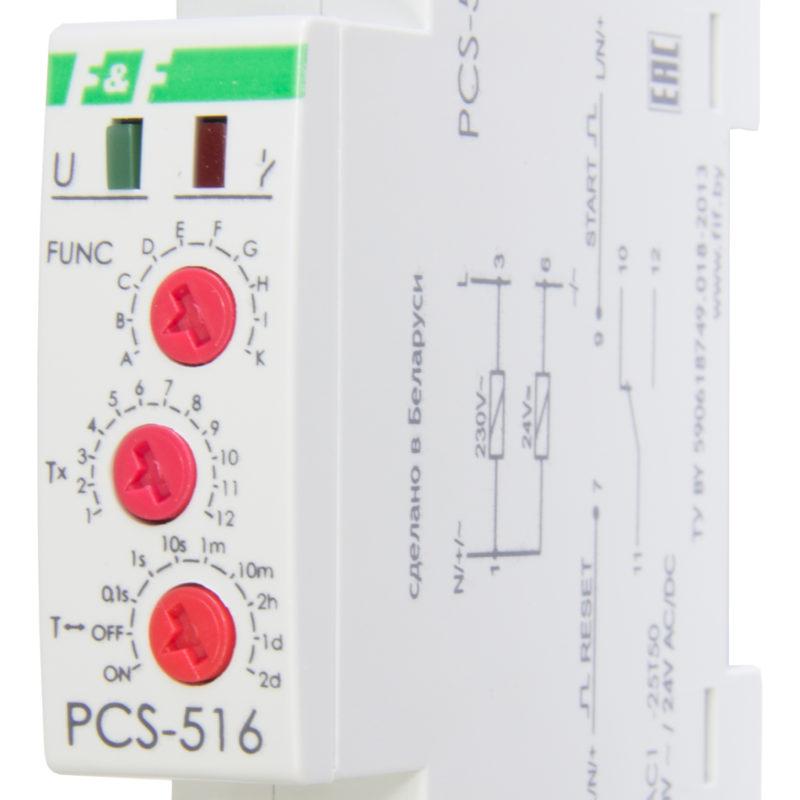 Реле времени PCS-516