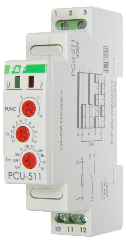 Реле времени PCU-511