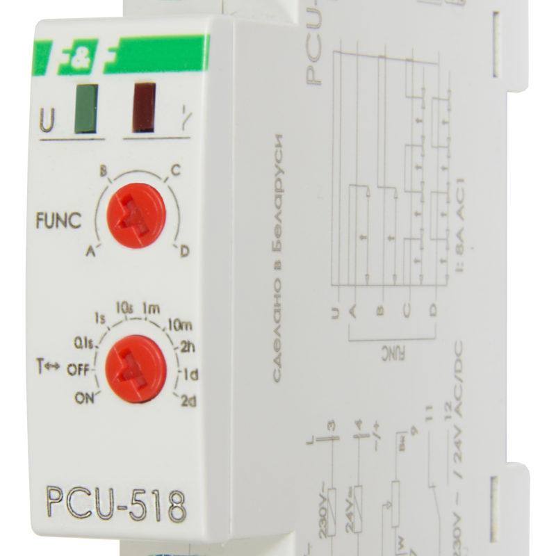 Реле времени PCU-518