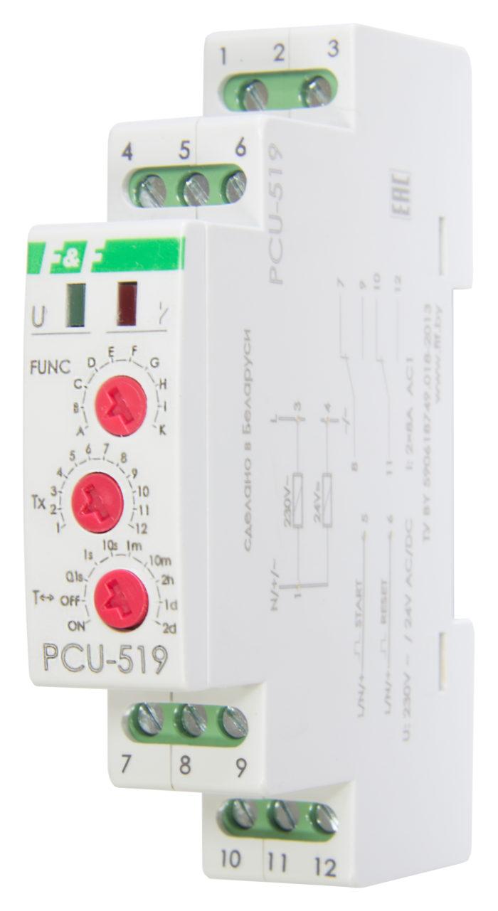 Реле времени PCU-519