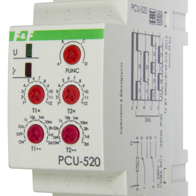 Реле времени PCU-520