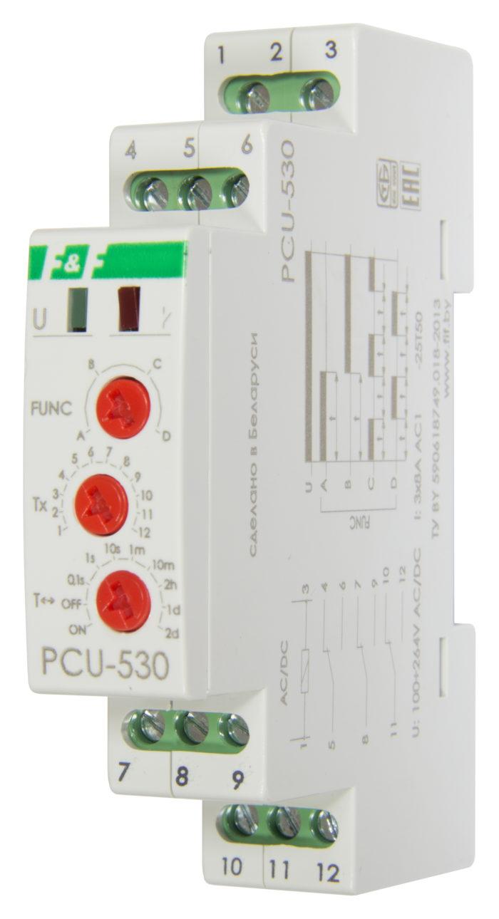 Реле времени PCU-530