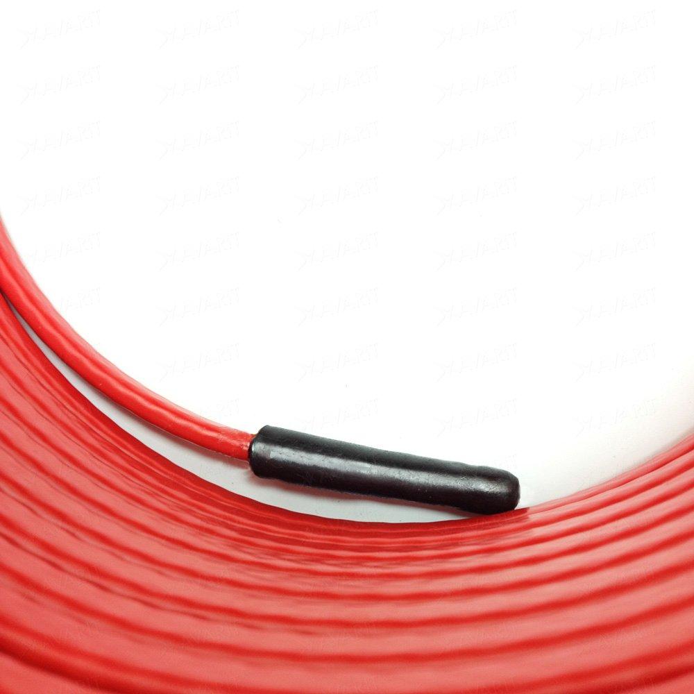 Саморегулирующий греющий кабель Heatus PerfectJet (169 Вт / 13 м)