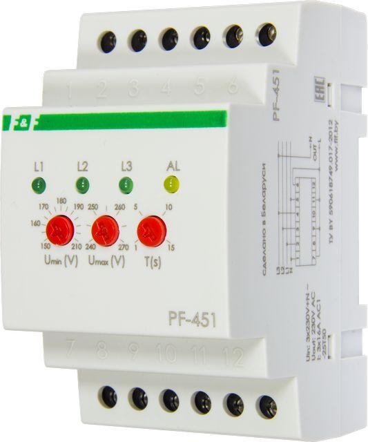 Переключатель фаз PF-451