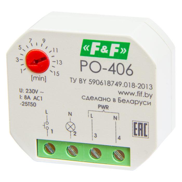 Реле времени PO-406