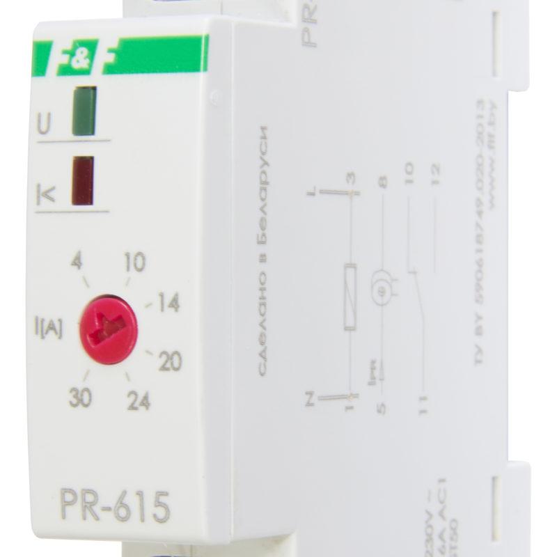 Реле тока PR-615