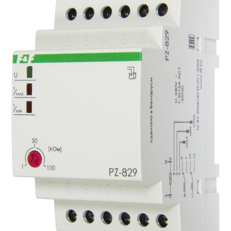 Реле уровня жидкости PZ-829