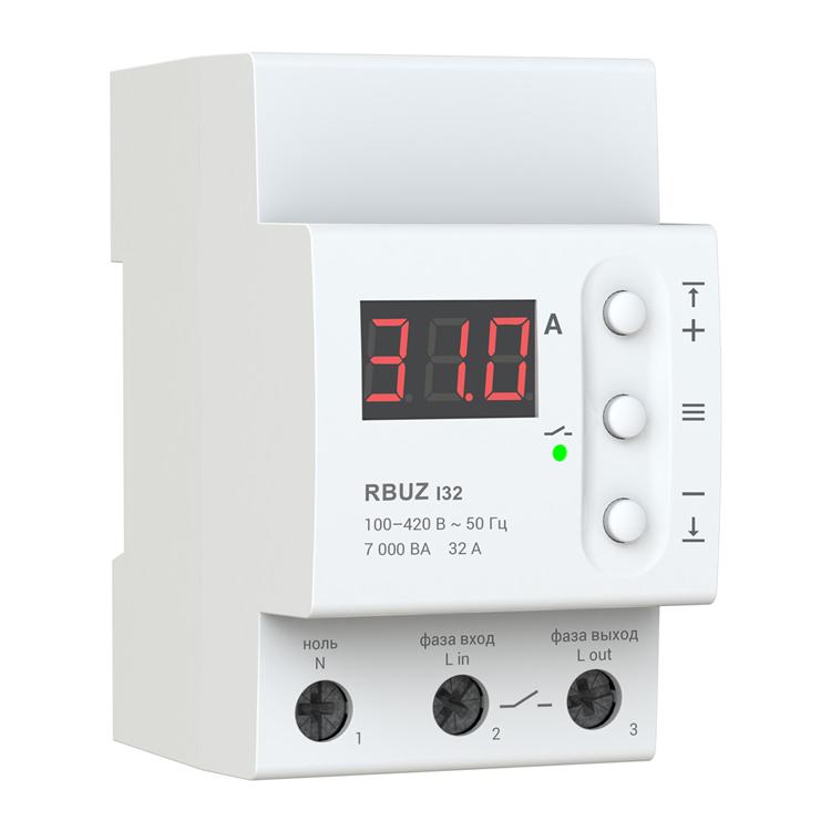 Реле тока RBUZ I50