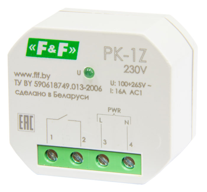 Реле промежуточное PK-1Z-230