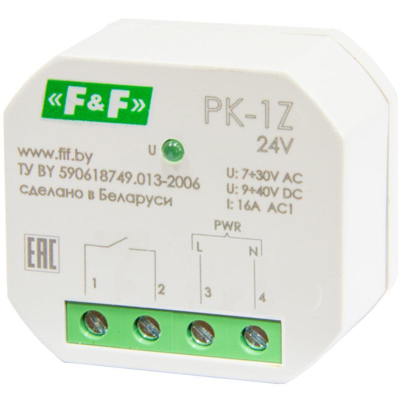 Реле промежуточное PK-1Z-24