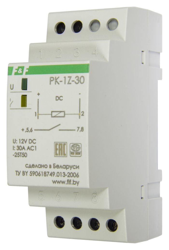 Реле промежуточное PK-1Z-30