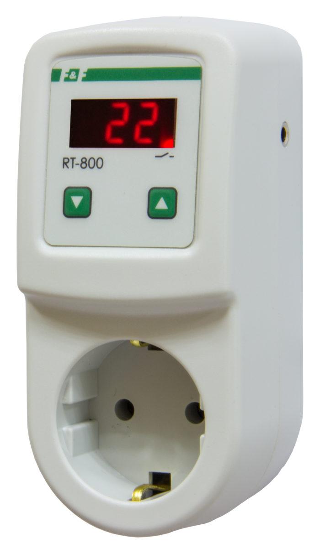 Терморегулятор RT-800M (2 кВт, 16 А)