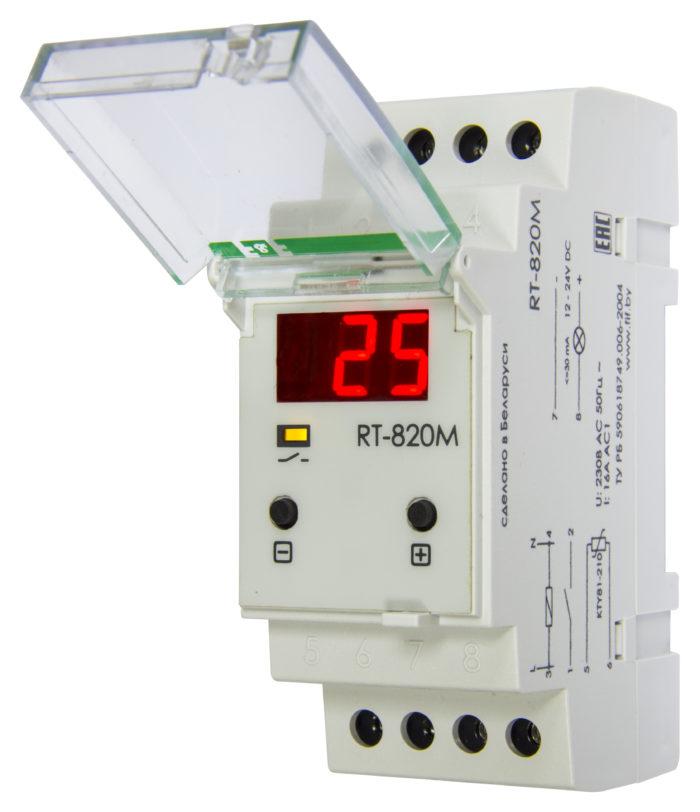 Терморегулятор RT-820M (16 А)