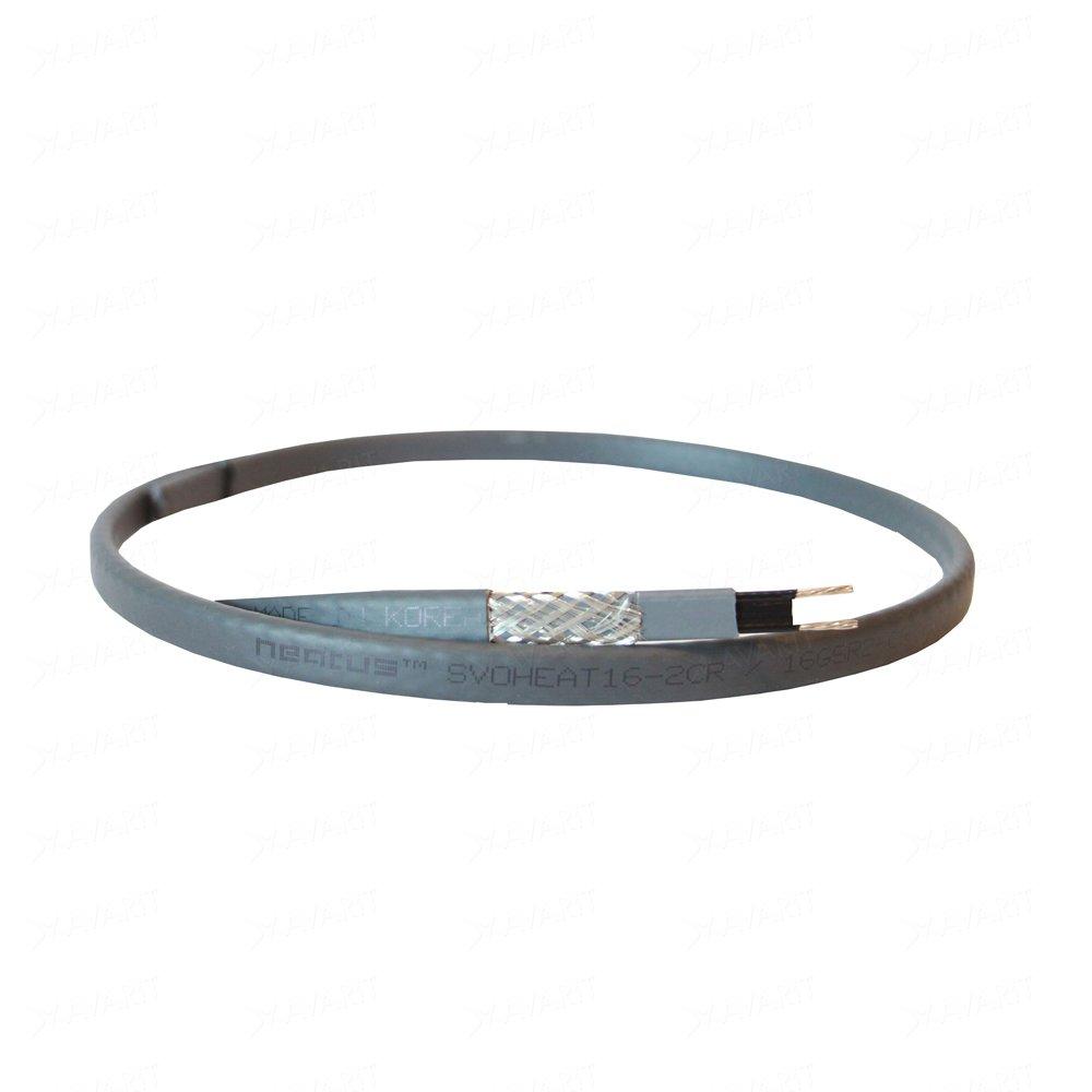 Саморегулирующий греющий кабель Heatus SVOHEAT 16-2 CR (16 Вт/м)