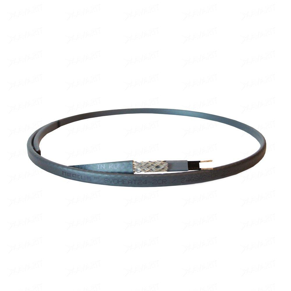 Саморегулирующий греющий кабель Heatus SVOHEAT 24-2 CR (24 Вт/м)