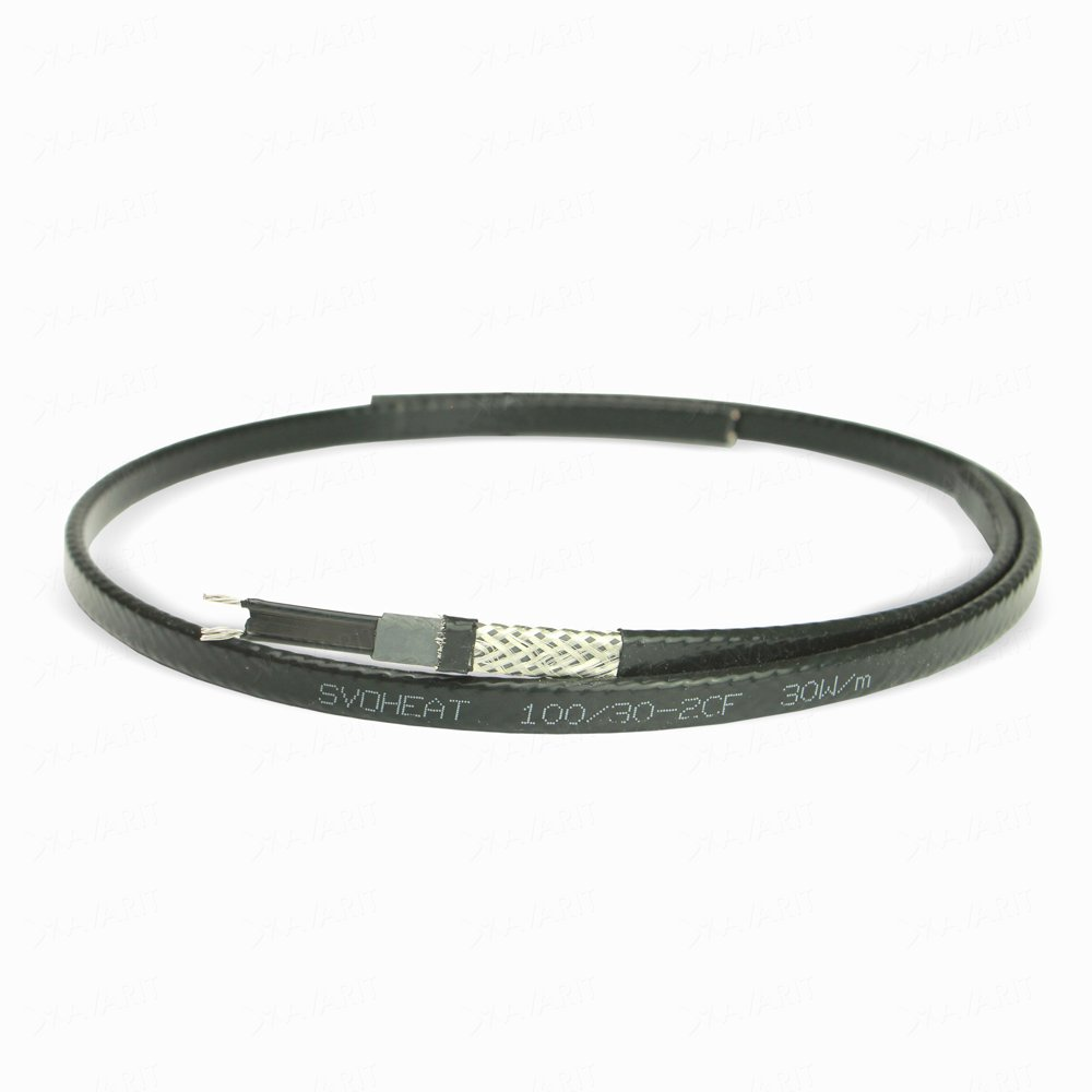 Саморегулирующий греющий кабель Heatus SVOHEAT 30-2CF (30 Вт/м)