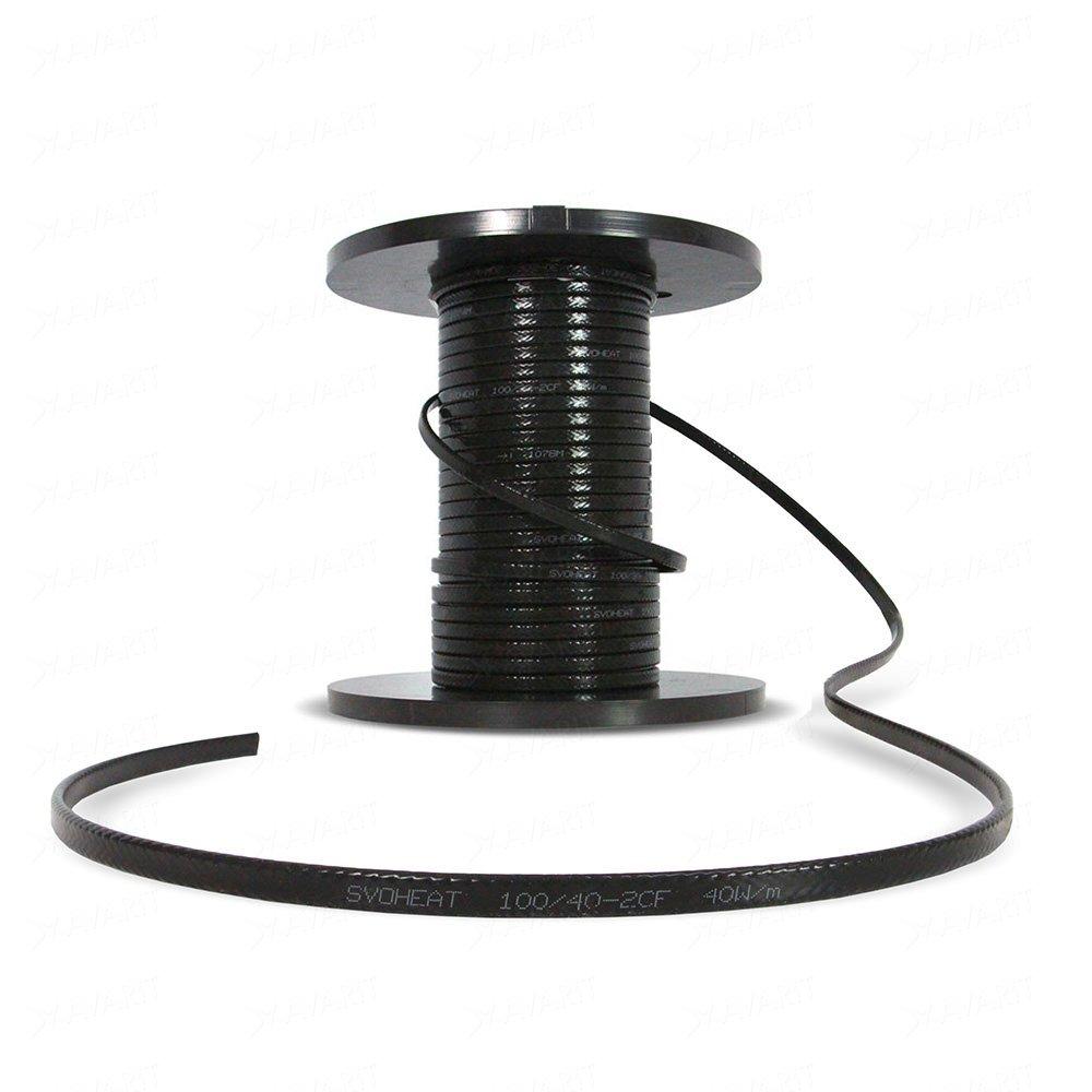 Саморегулирующий греющий кабель Heatus SVOHEAT 40-2CF (40 Вт/м)