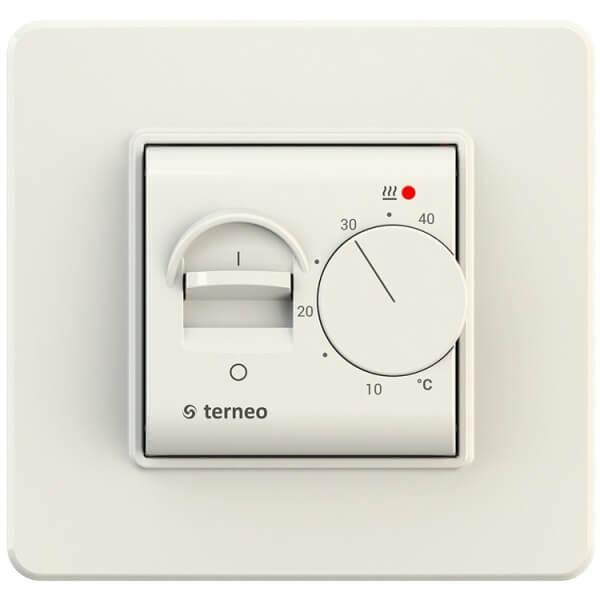 Терморегулятор TERNEO MEX (16 А, 3 кВт)