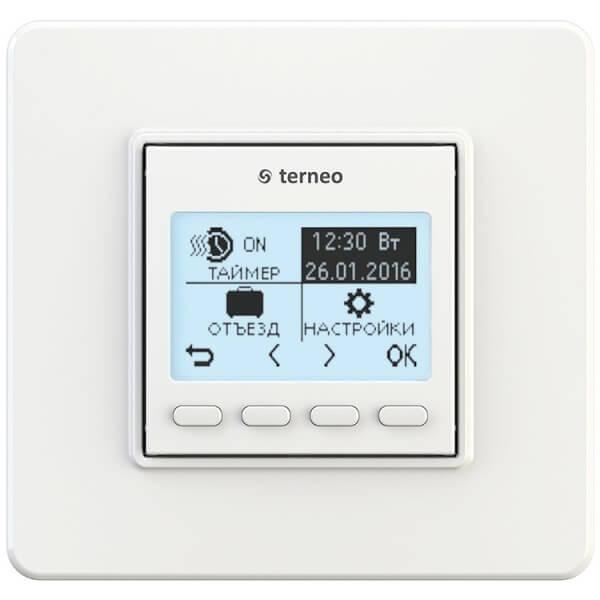 Терморегулятор Terneo Pro* (16 А, 3 кВт)