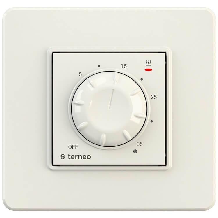 Терморегулятор TERNEO RTP (16 А, 3 КВТ)