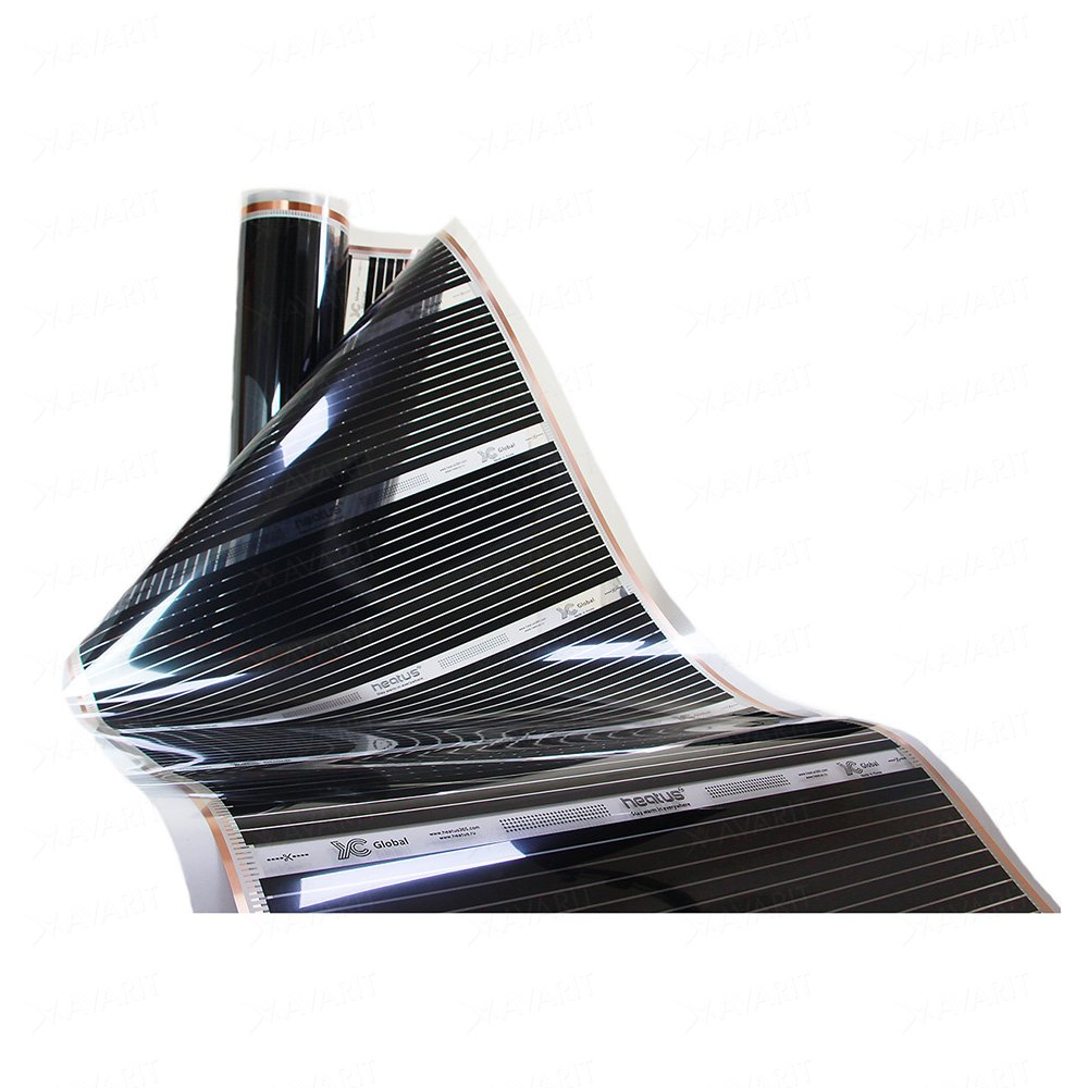 Инфракрасная плёнка Heatus Heating Film TL308 180 Вт/м 0,8 м