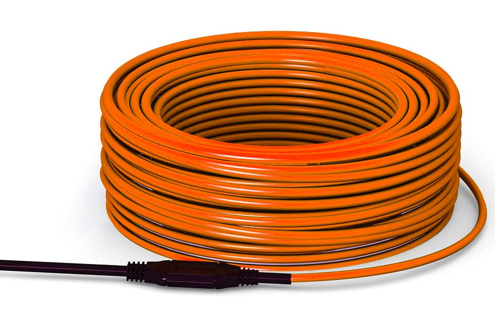 Нагревательный кабель - Теплолюкс Tropix ТЛБЭ (1400 Вт, 78 пм)