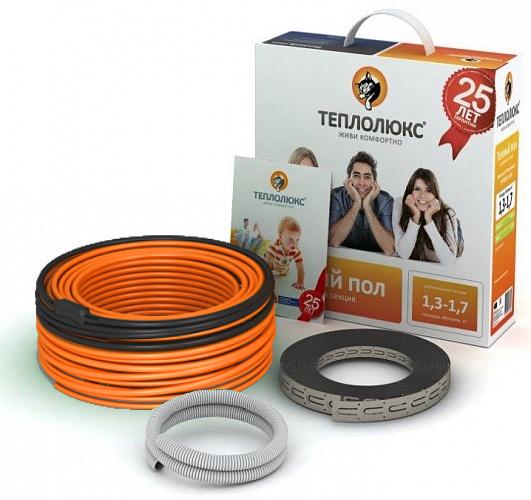 Нагревательный кабель - Теплолюкс Tropix ТЛБЭ (1200 Вт, 56,5 пм)
