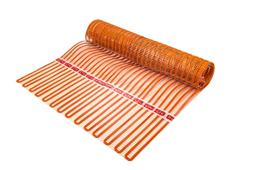 Электрический теплый пол - СТН VillageHeat 190 Вт/кв м, 4,5х1 м