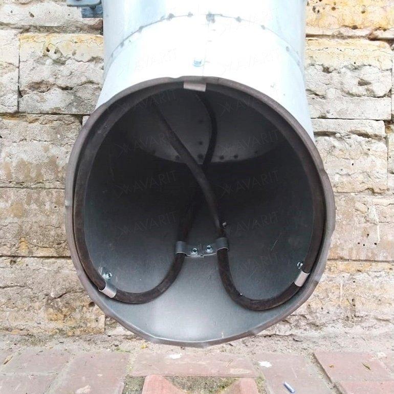 Греющий кабель Heatus ZRHC30-CS (30 Вт/м)