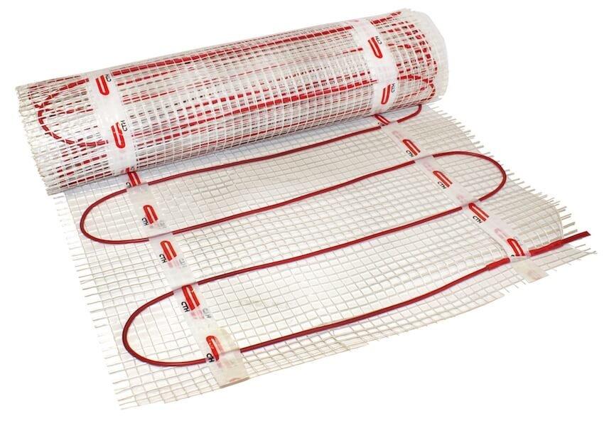 Теплый пол - нагревательный мат СТН-КМ-150-1,0