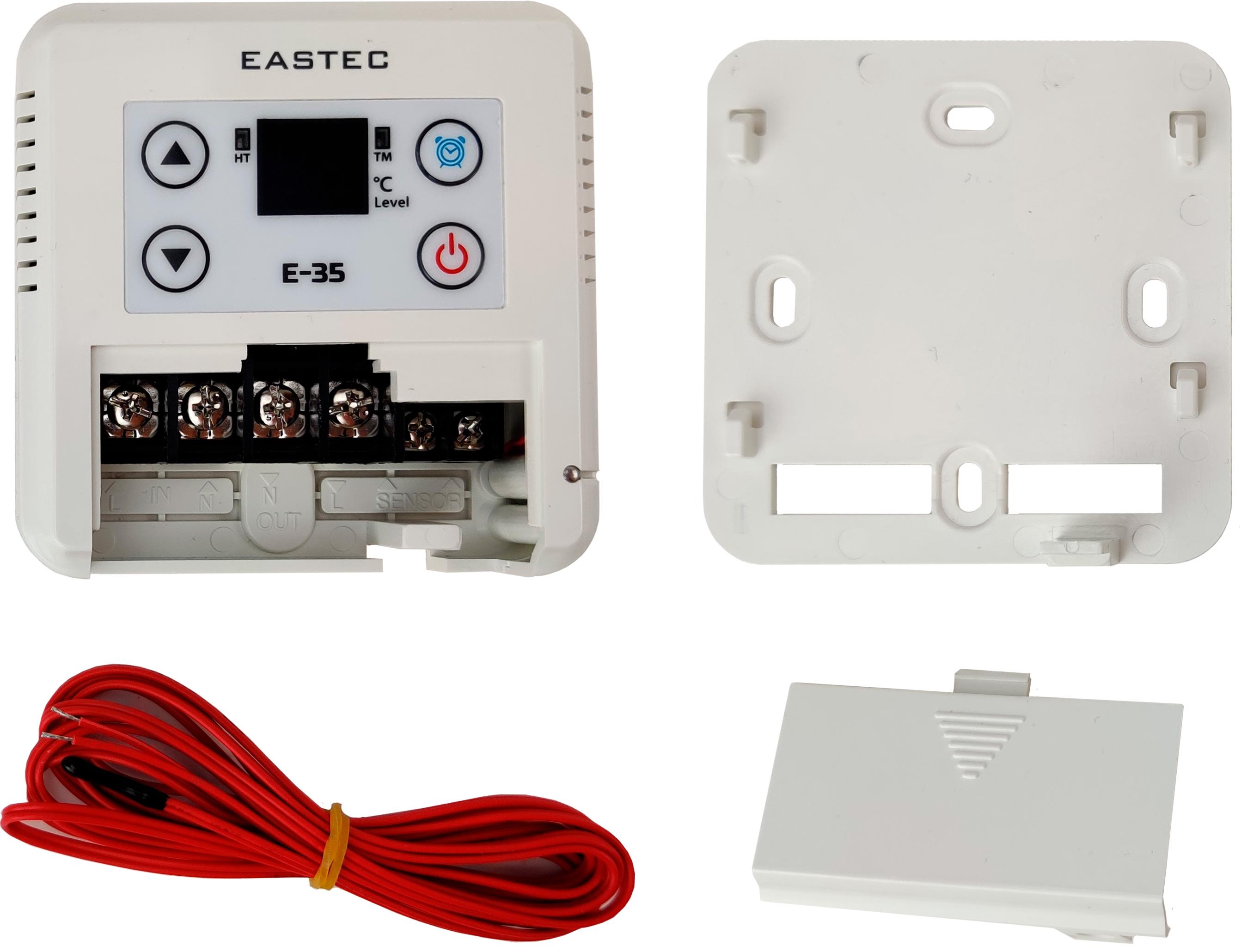 Терморегулятор EASTEC E-35 (15 А, 3 кВт)
