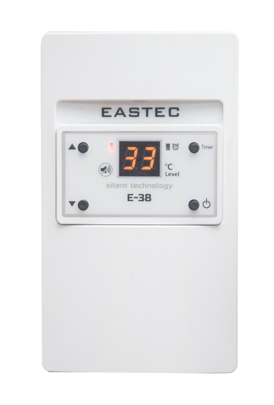 Терморегулятор EASTEC E-38 SILENT (12 А, 2,6 кВт)