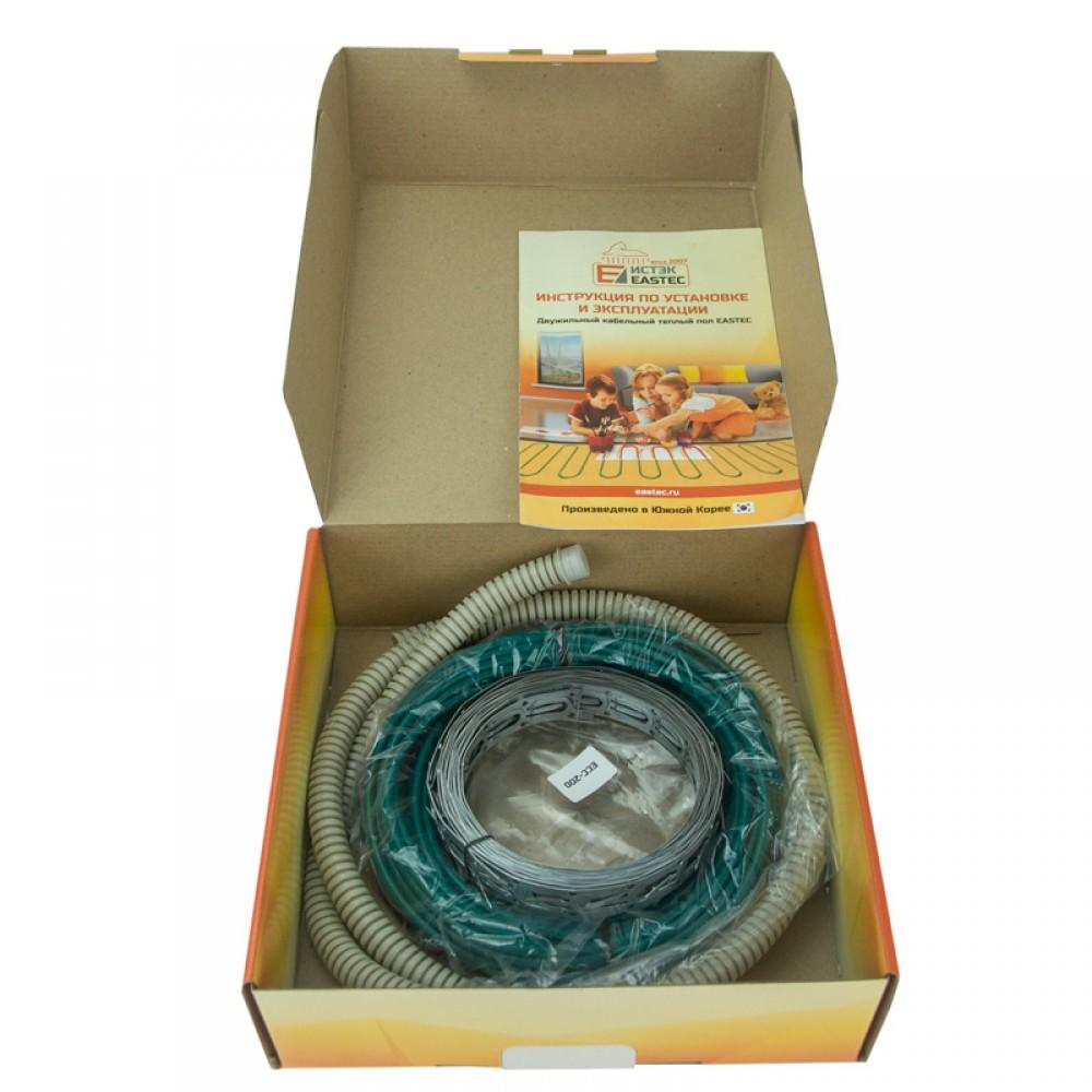 Нагревательный кабель - Eastec ECC-2000 (2000 Вт, 100 м)