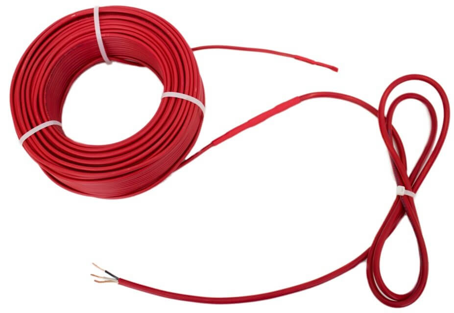 Кабельная нагревательная секция СТН КС-600 (600 Вт, 32,5 пм)